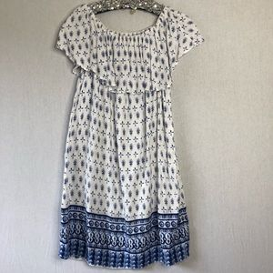 Beachlunchlounge off shoulders dress